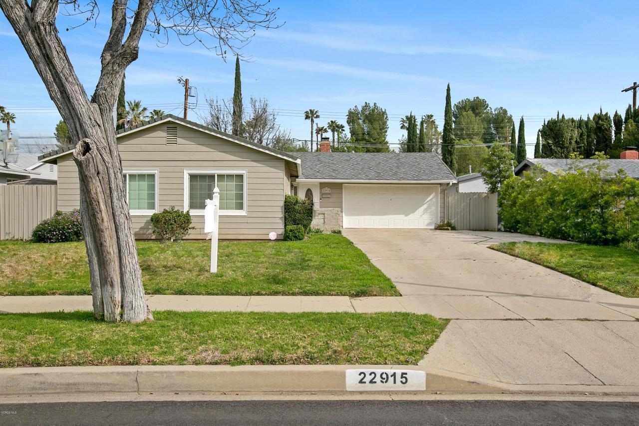 22915 BURTON, West Hills, CA 91304 - Burton Front