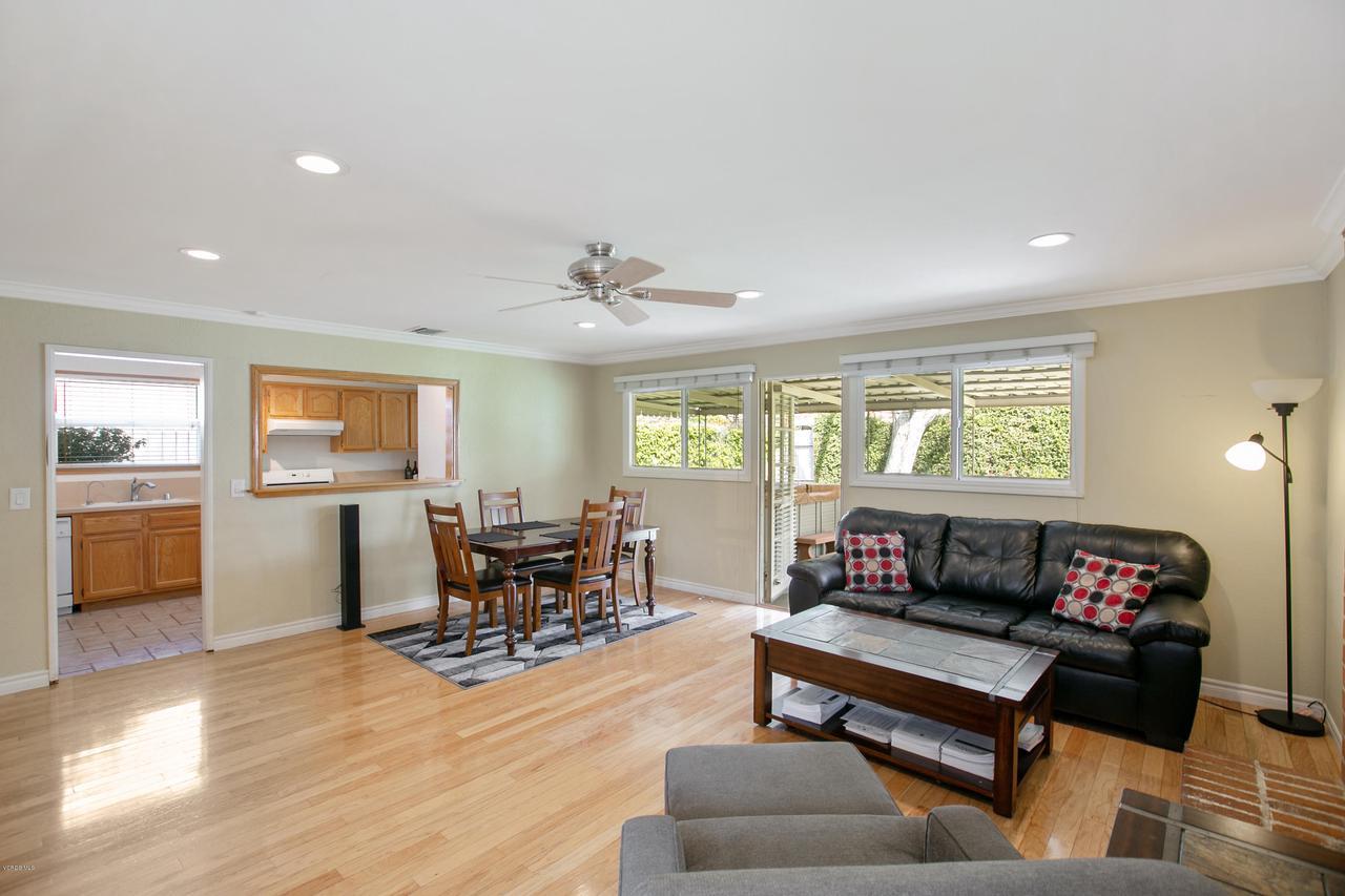 22915 BURTON, West Hills, CA 91304 - Open Plan