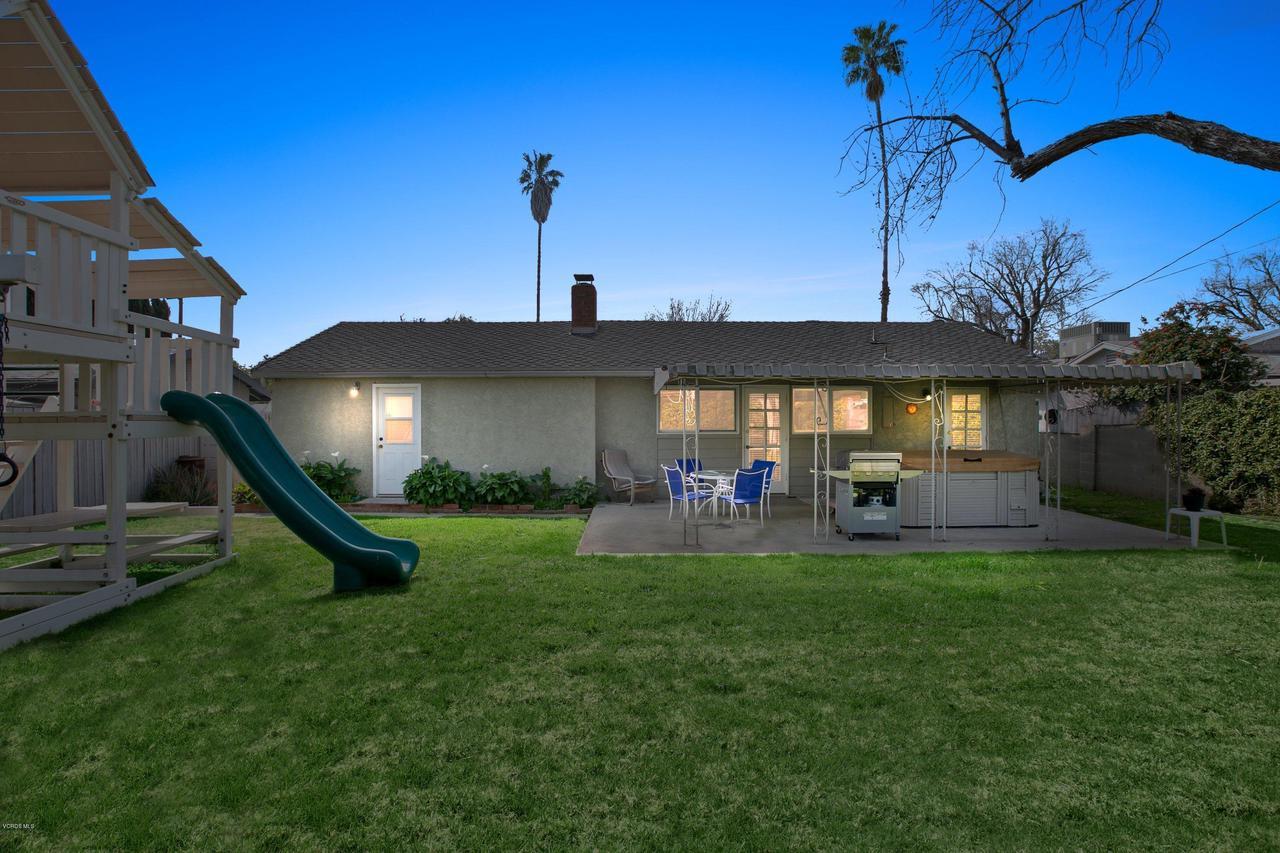 22915 BURTON, West Hills, CA 91304 - enhanced twilight