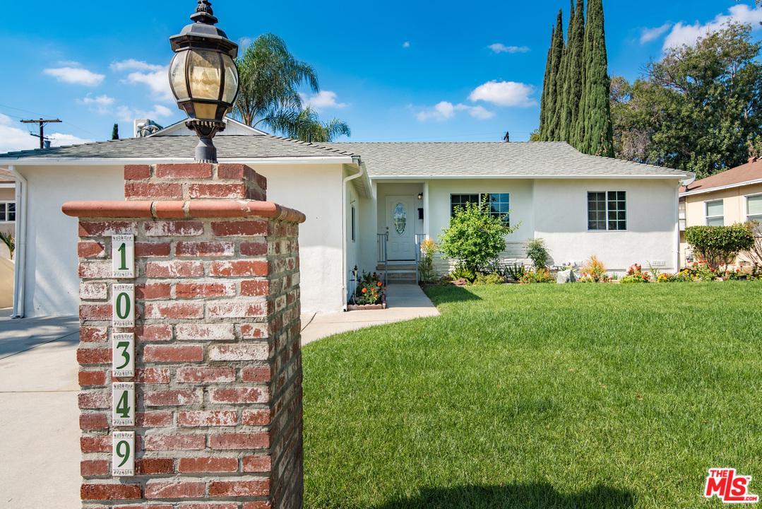 10349 MONTGOMERY, Granada Hills, CA 91344