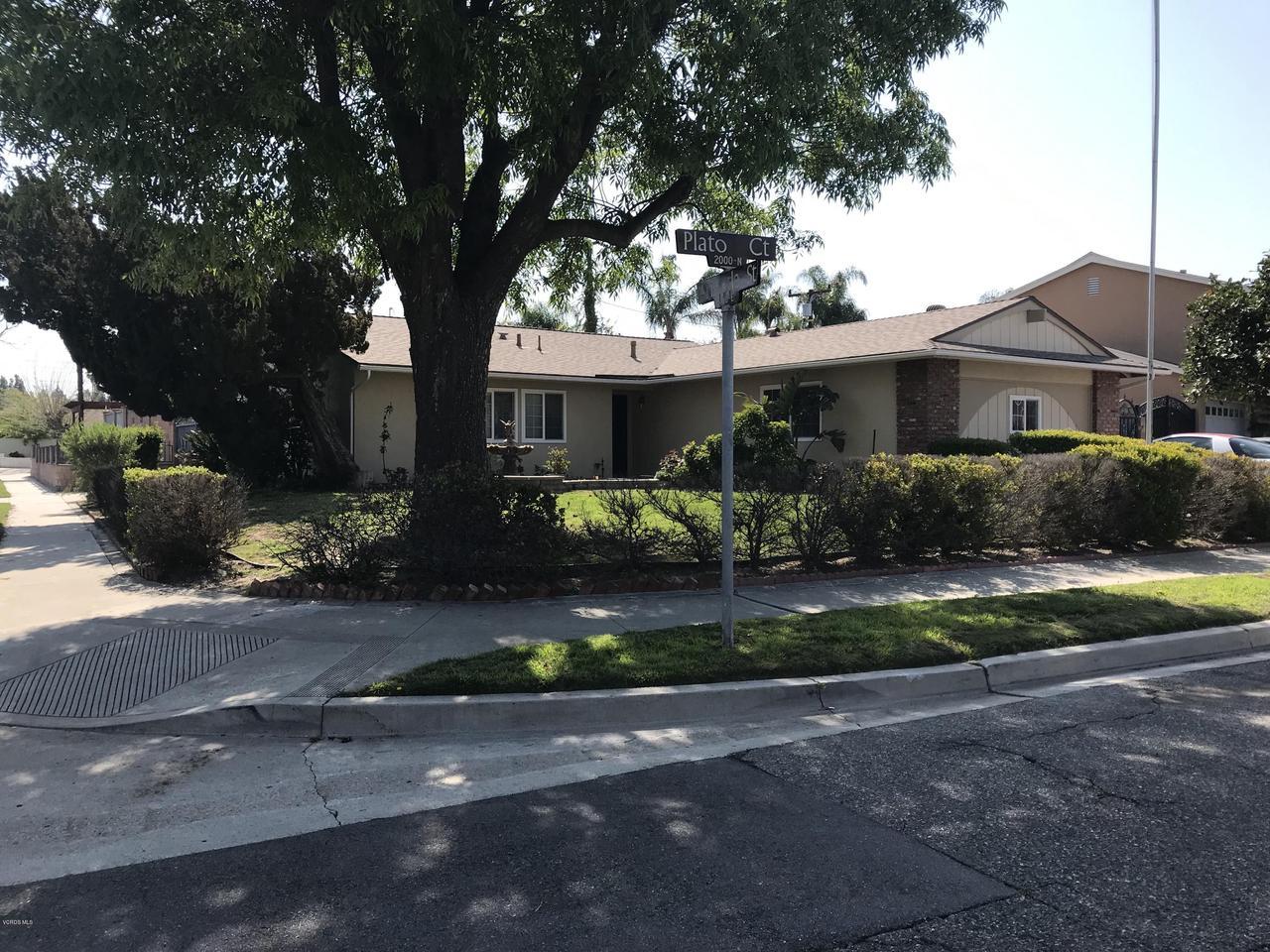 2090 PLATO, Simi Valley, CA 93065 - Plato front corner
