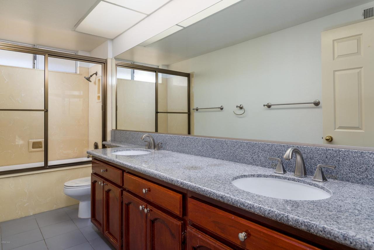 23825 STRATHERN, West Hills, CA 91304 - Hall Bathroom