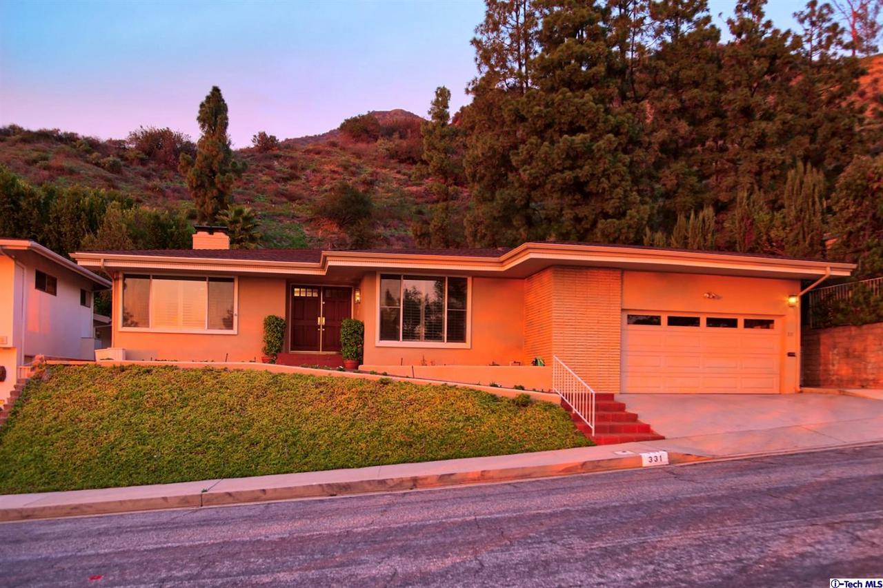 331 WONDERVIEW, Glendale, CA 91202