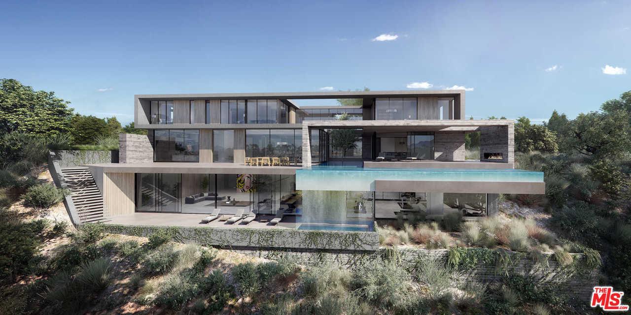 2078 STRADELLA Road - Bel-Air / Holmby Hills, California