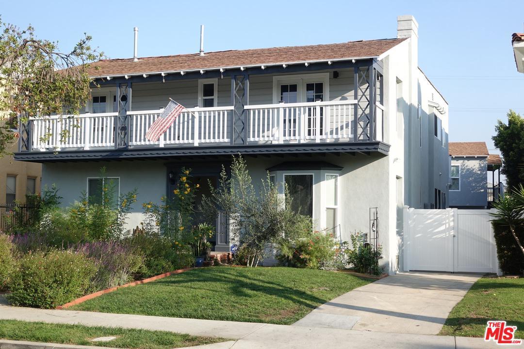 1238 S BURNSIDE Avenue - Beverly Center / Miracle Mile, California