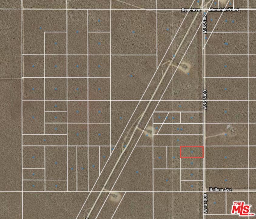 0 60TH STREET WEST, Mojave, CA 93501