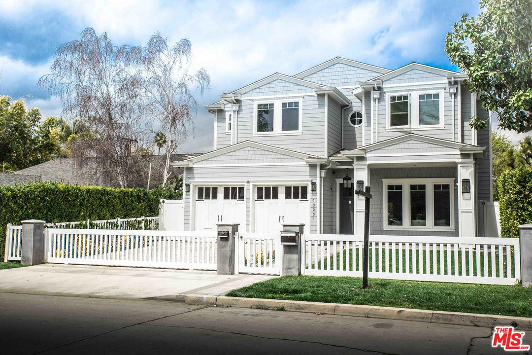 13001 WOODBRIDGE Street - Studio City, California