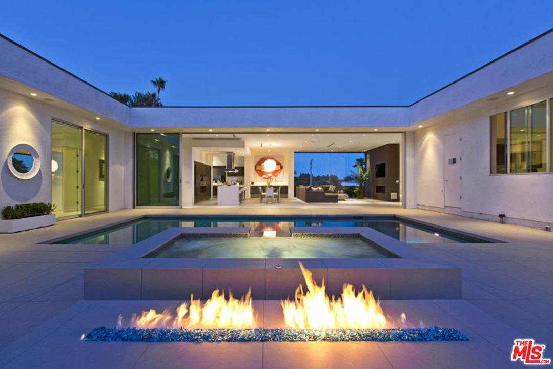 1479 CARLA Ridge - Beverly Hills, California