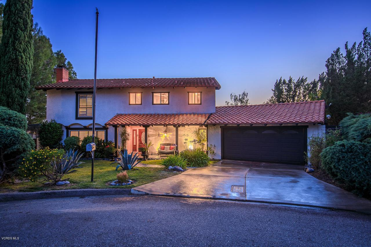 1833 CALLE PETALUMA, Thousand Oaks, CA 91360 - 1833 Calle Petaluma Thousand-large-017-2