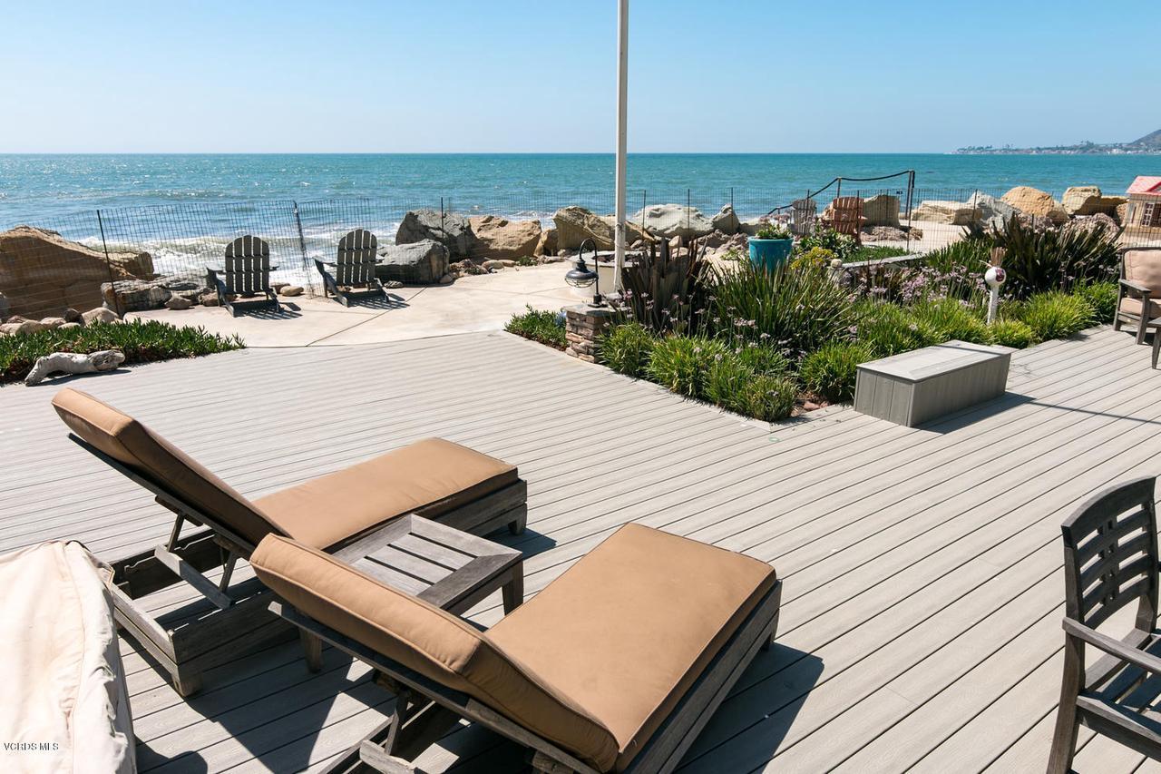 3020 SOLIMAR BEACH, Ventura, CA 93001 - Patio