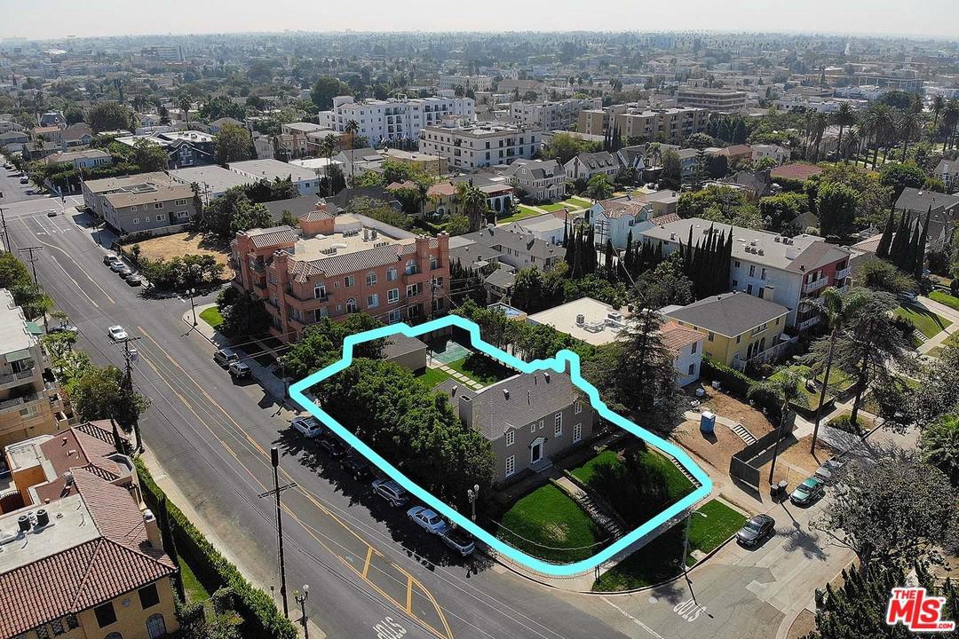 800 WINDSOR, Los Angeles (City), CA 90005