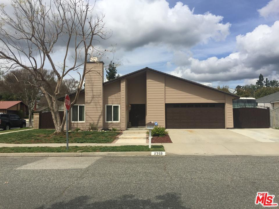 Photo of 2703 GOLDFIELD PL, Simi Valley, CA 93063