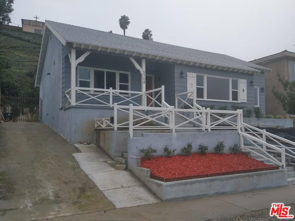5708 BRUSHTON, Los Angeles (City), CA 90008
