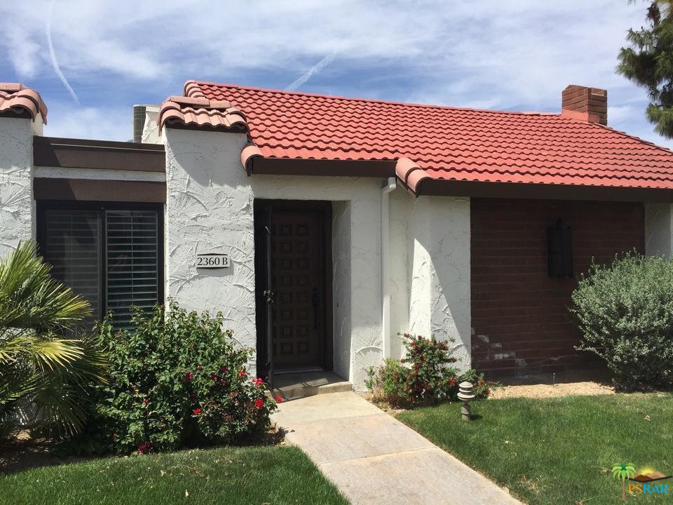 Photo of 2360 W MIRAMONTE CIR, Palm Springs, CA 92264