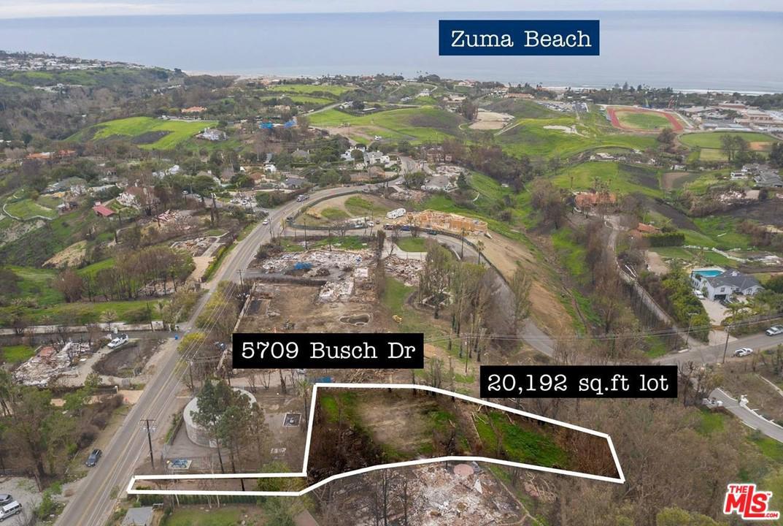 5709 BUSCH, Malibu, CA 90265