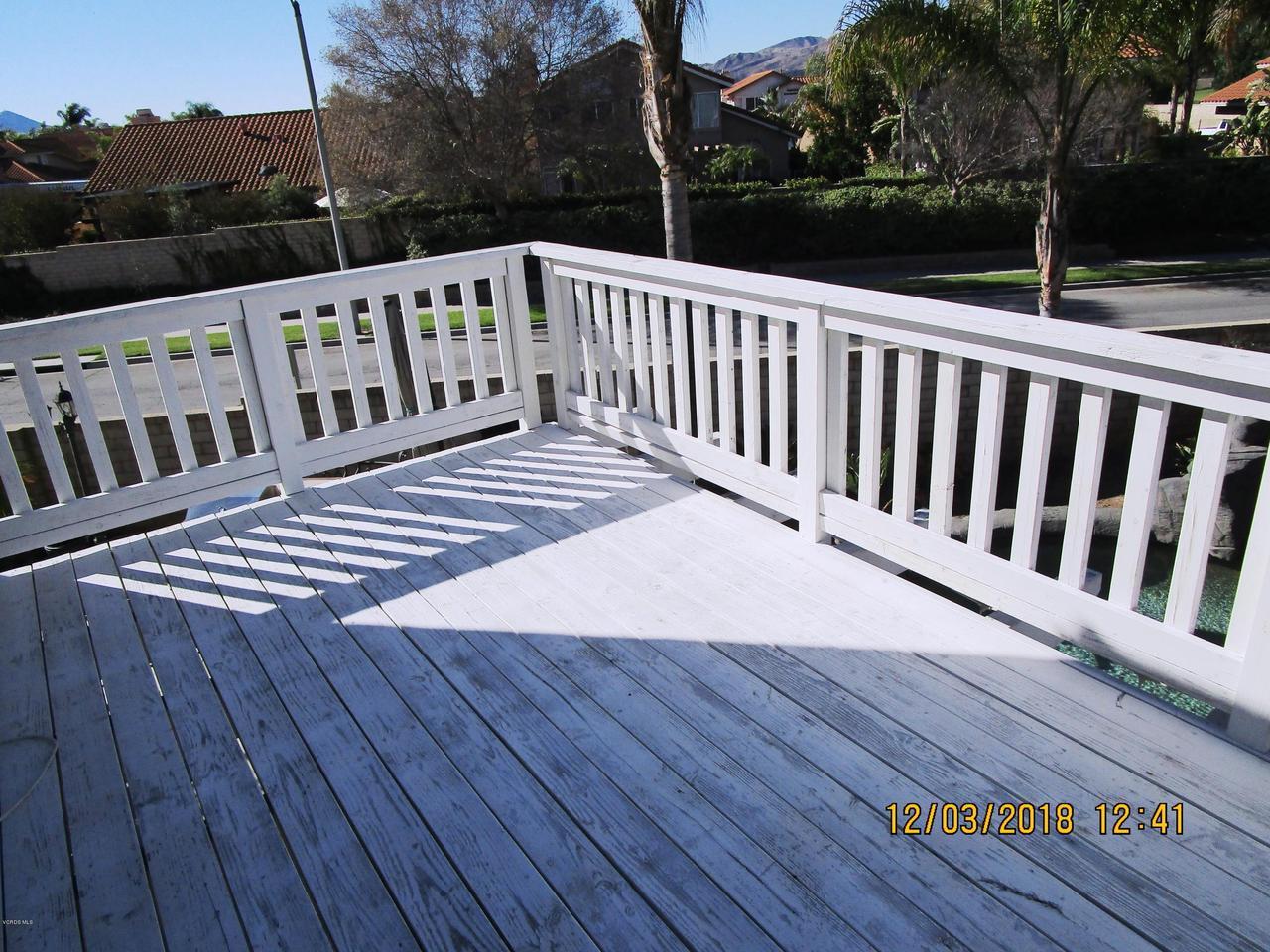 1063 MEADOWLARK, Fillmore, CA 93015 - balcony