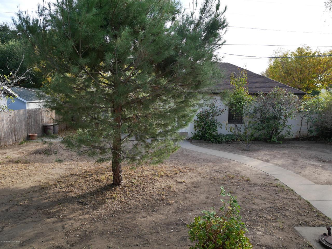2432 ORANGE GROVE, Pasadena, CA 91104 - Back yard 1