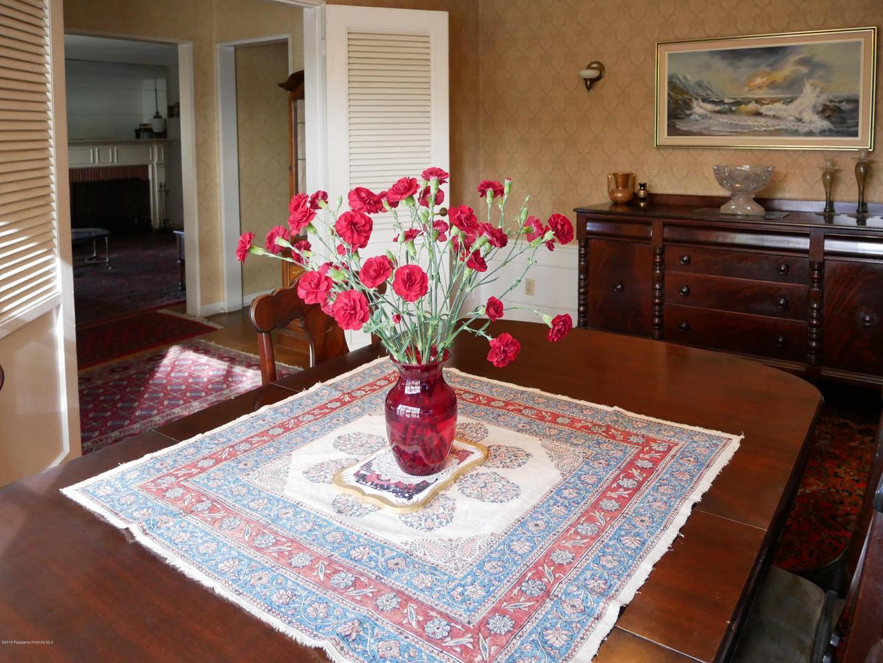 2432 ORANGE GROVE, Pasadena, CA 91104 - Dining Room 3