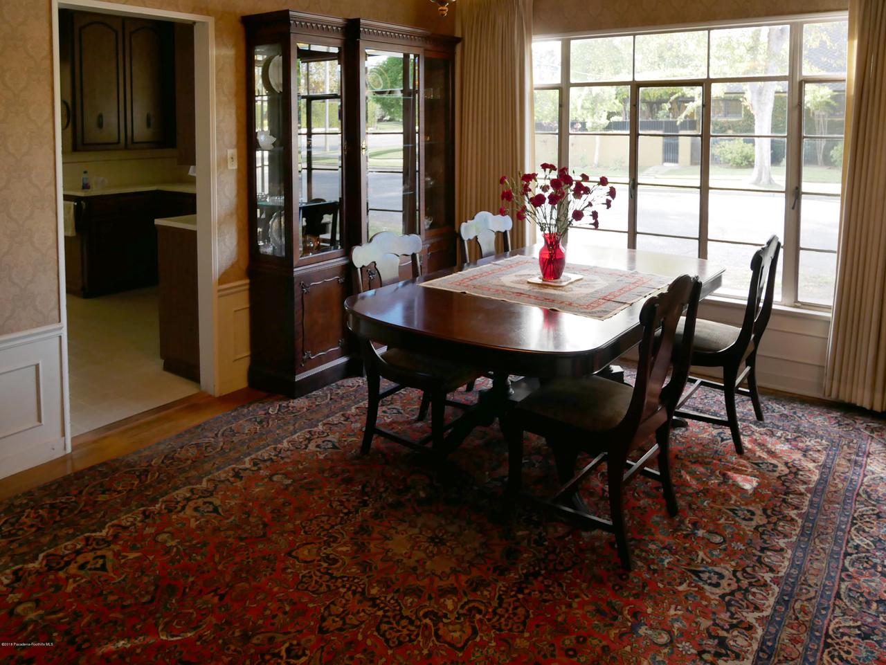 2432 ORANGE GROVE, Pasadena, CA 91104 - Dining Room 1