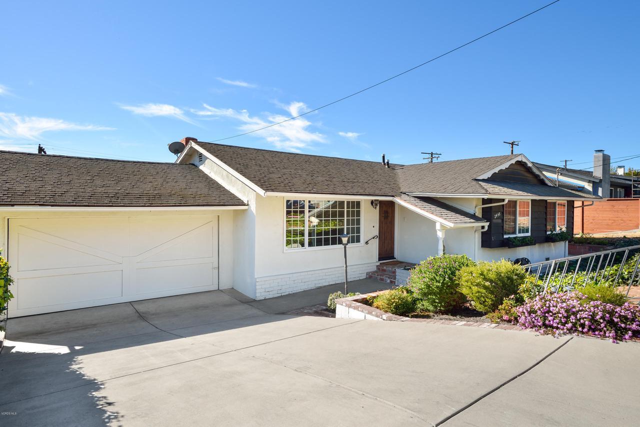 2448 SHERWOOD, Ventura, CA 93001 - Charming single level home