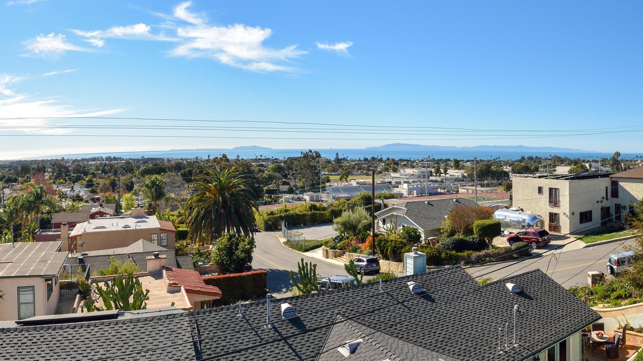 2448 SHERWOOD, Ventura, CA 93001 - Open view from patio