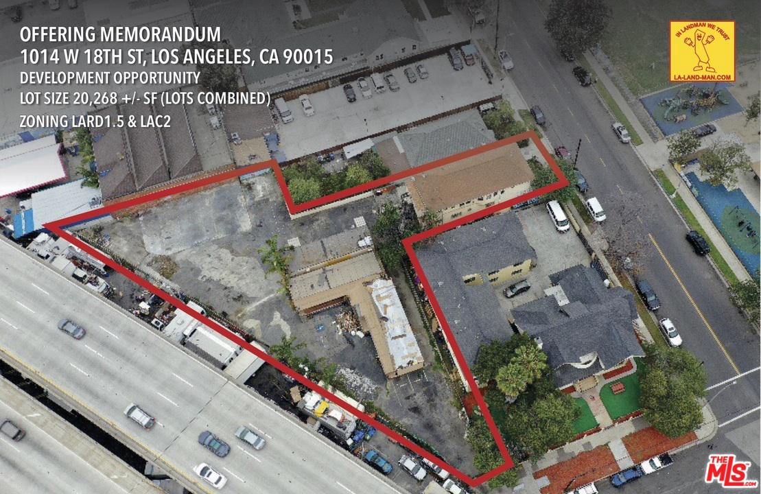 1016 18TH, Los Angeles (City), CA 90015