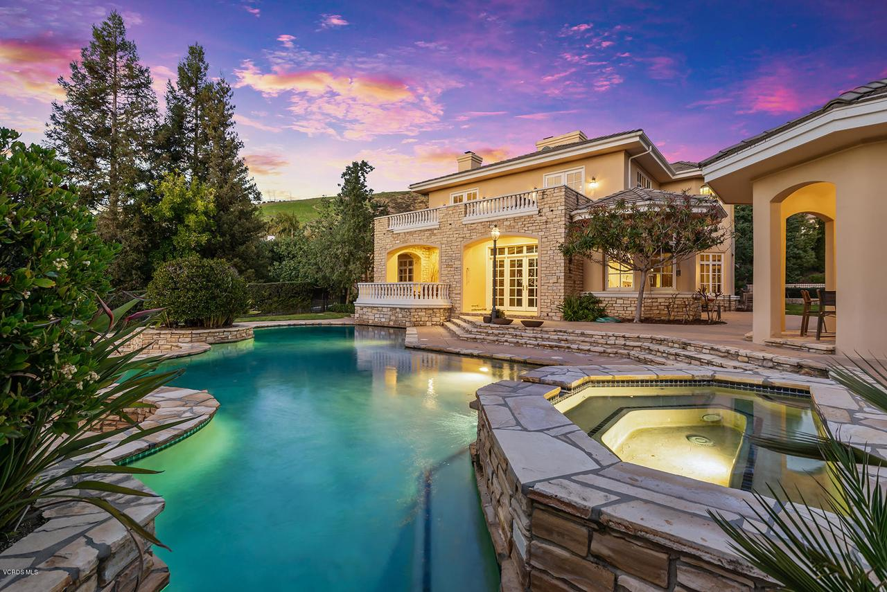 Photo of 1135 COUNTRY VALLEY ROAD, Westlake Village, CA 91362