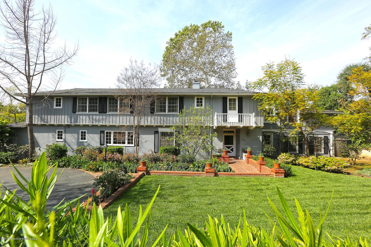 271 CALIFORNIA, Pasadena, CA 91105 - 62