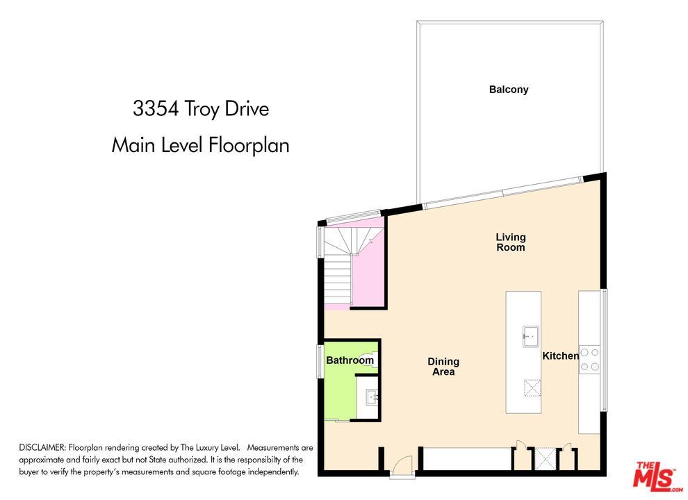 3354 TROY, Los Angeles (City), CA 90068