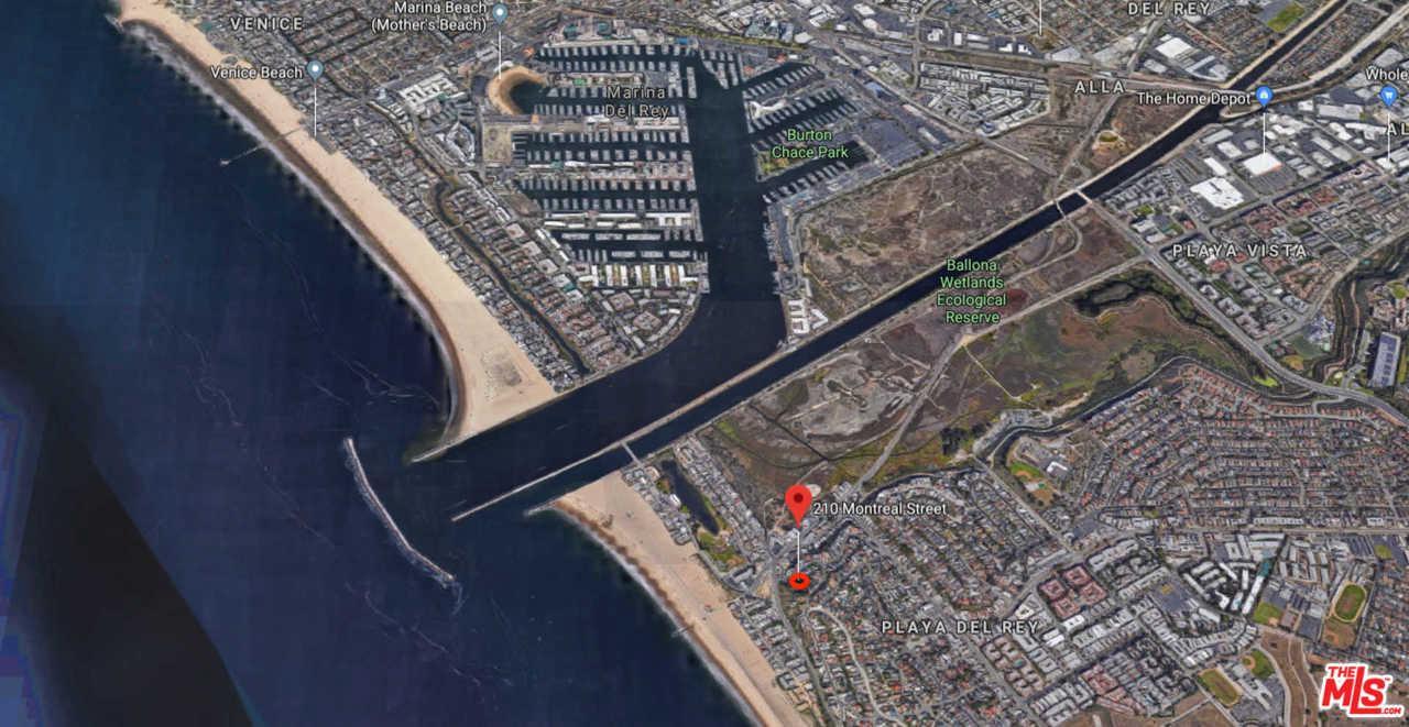 210 MONTREAL STREET, Playa Del Rey, CA 90293