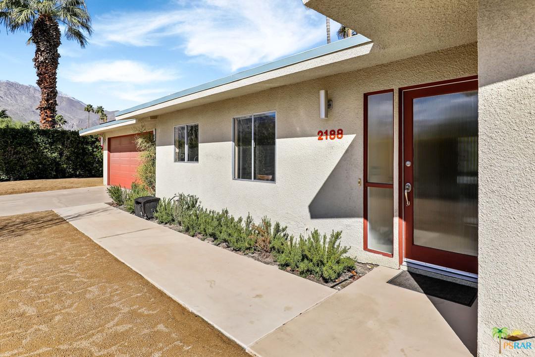2188 PASEO ROSETA, Palm Springs, CA 92262