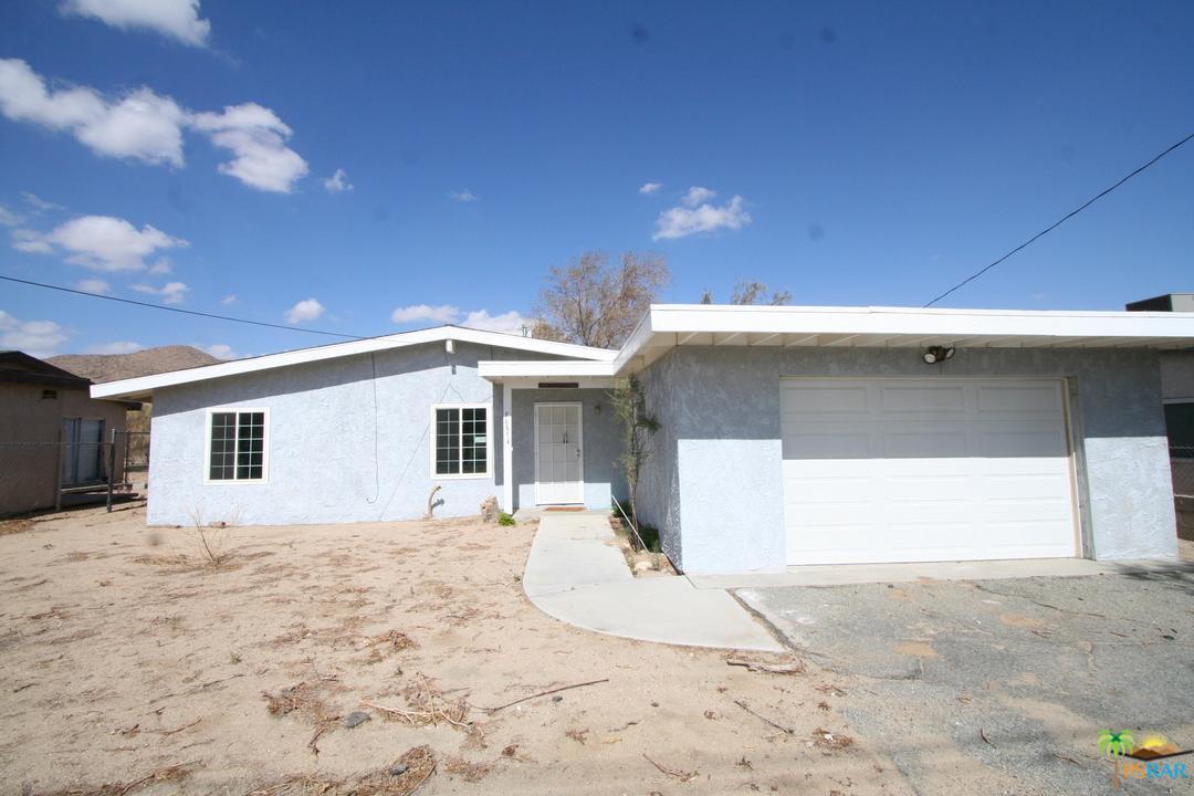 58854 BARRON, Yucca Valley, CA 92284