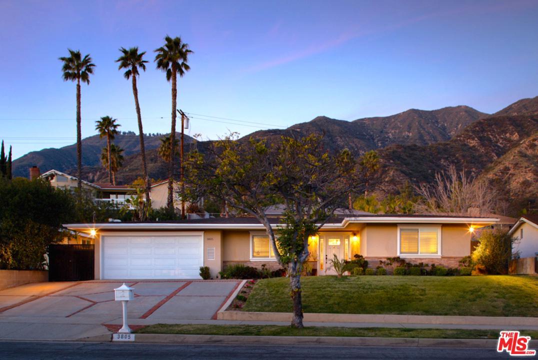3805 EDGEVIEW, Pasadena, CA 91107