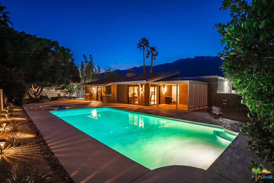 1806 HERMOSA, Palm Springs, CA 92262