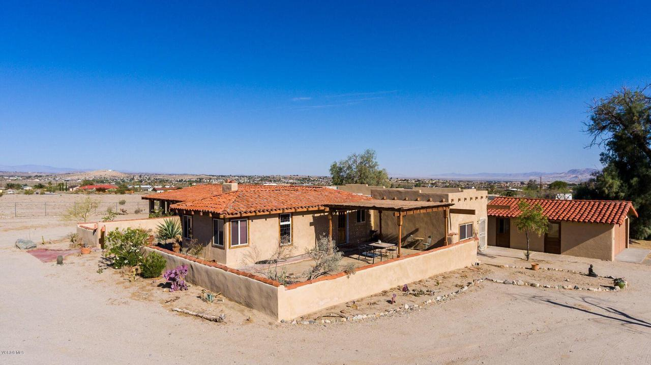 74784 FOOTHILL, 29 Palms, CA 92277 - City Scape view