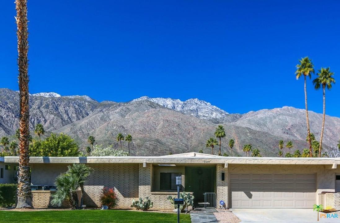 2289 PASEO DEL REY, Palm Springs, CA 92264