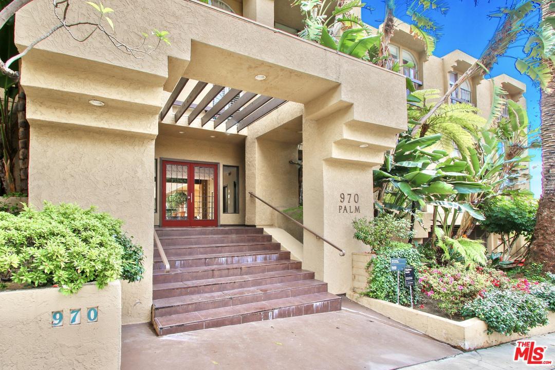 970 PALM, West Hollywood, CA 90069