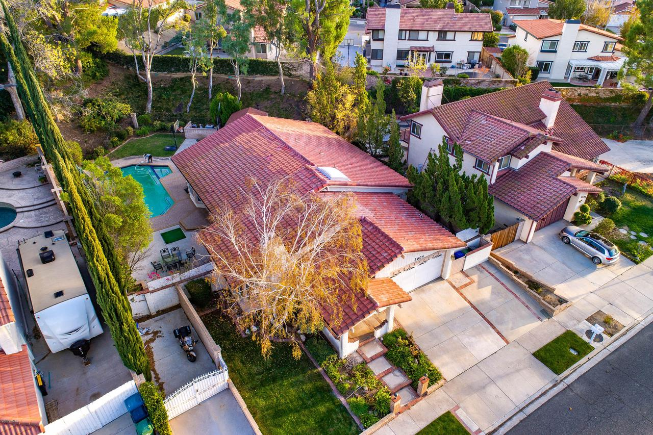 5604 MARICOPA, Simi Valley, CA 93063 - Aerial View