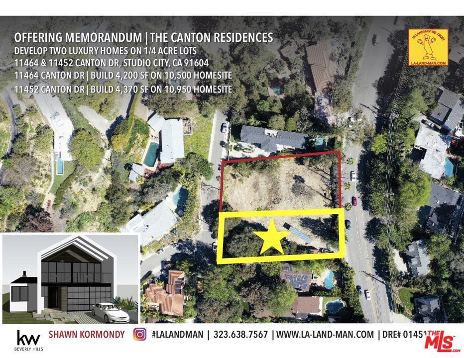 11464 CANTON, Studio City, CA 91604