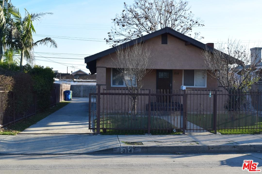 214 87TH, Los Angeles (City), CA 90003