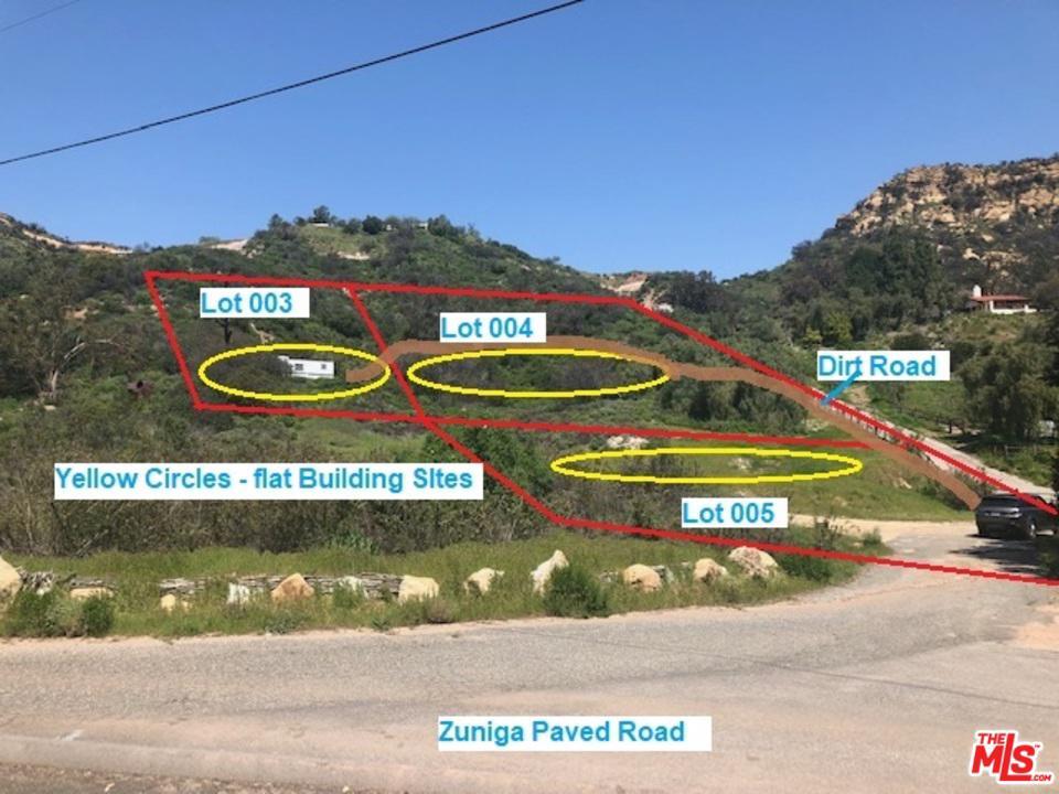 ZUNIGA ROAD, Topanga, CA 90290