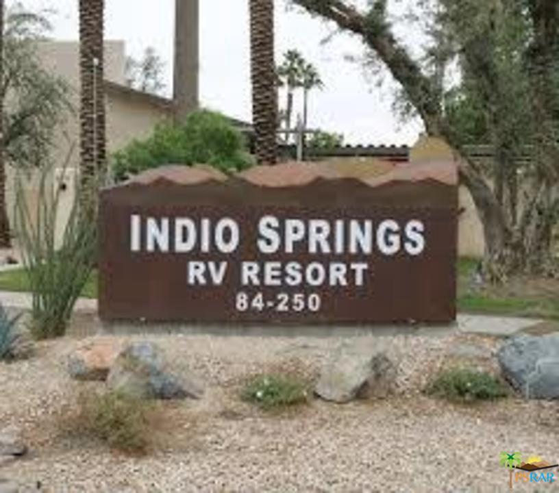 84250 INDIO SPRINGS, Indio, CA 92203