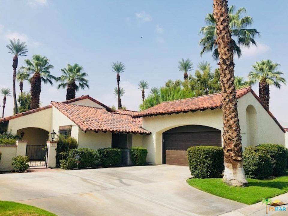 41 CALLE LISTA, Rancho Mirage, CA 92270