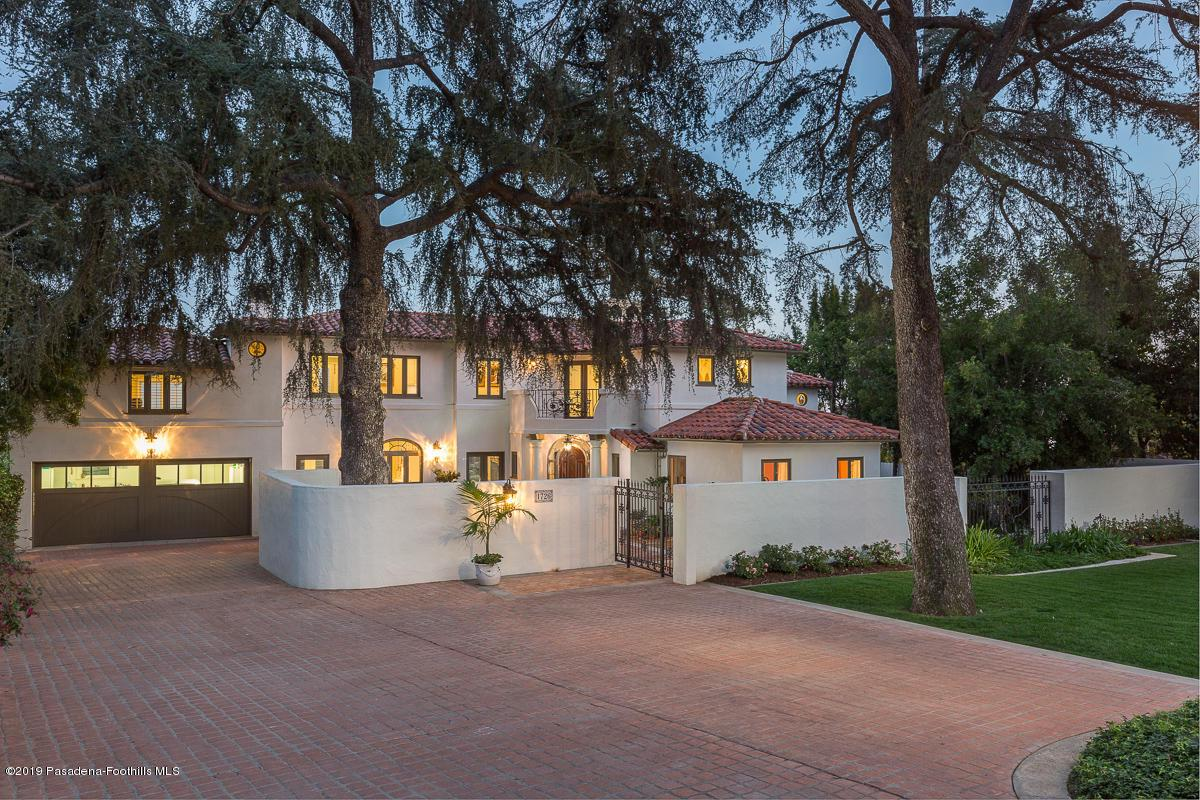 1726 LINDA VISTA, Pasadena, CA 91103 - 1726 Linda Vista Avenue