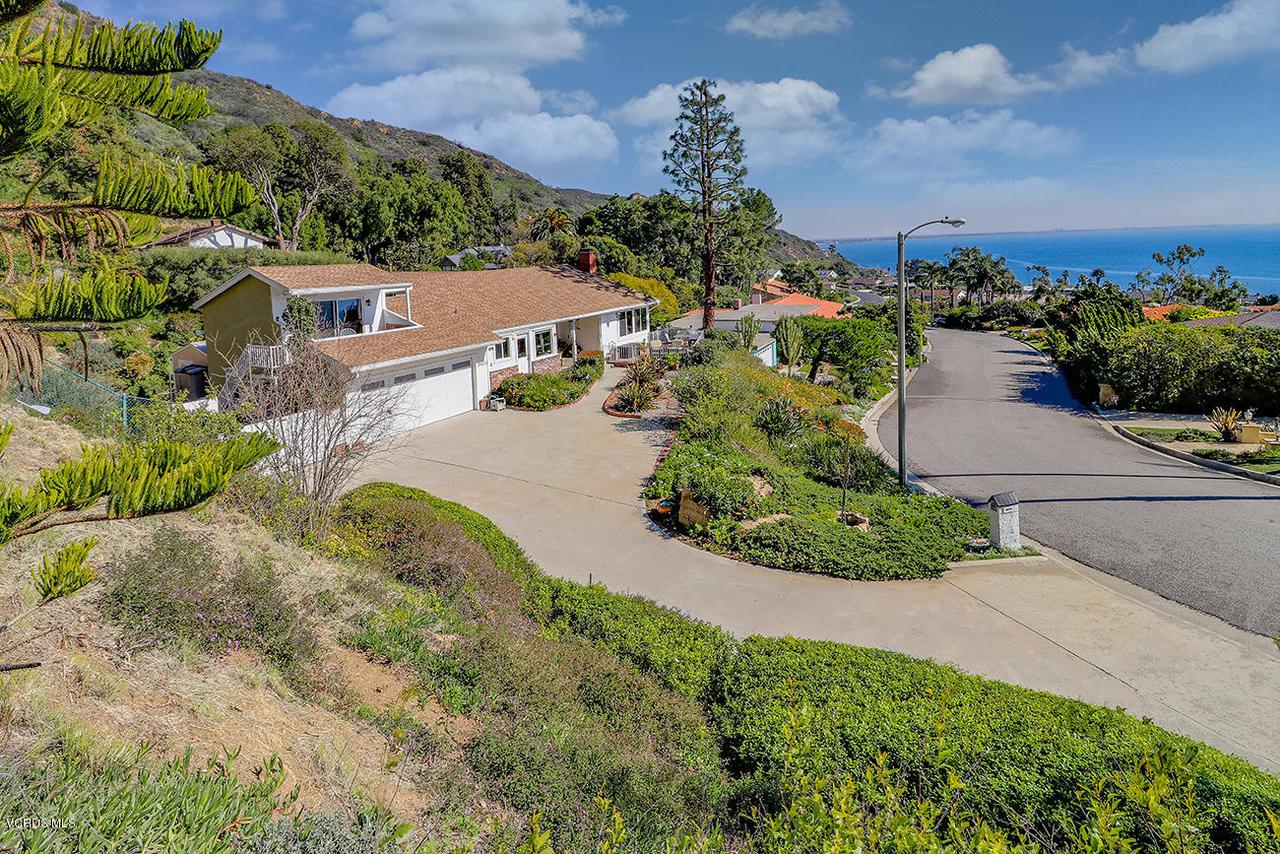 20433 SEABOARD, Malibu, CA 90265 - Front with View