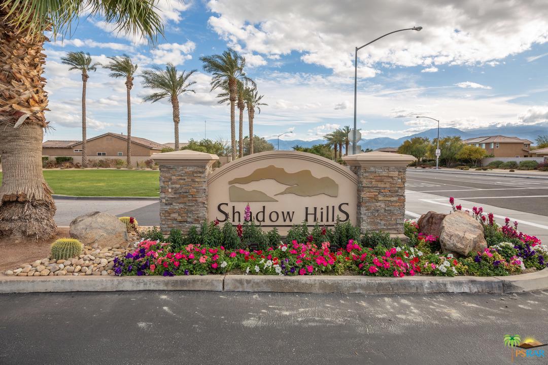 83205 SHADOW HILLS, Indio, CA 92203