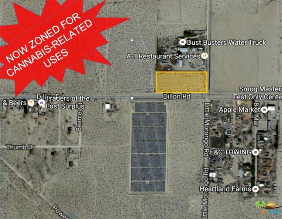 DILLON, Desert Hot Springs, CA 92240