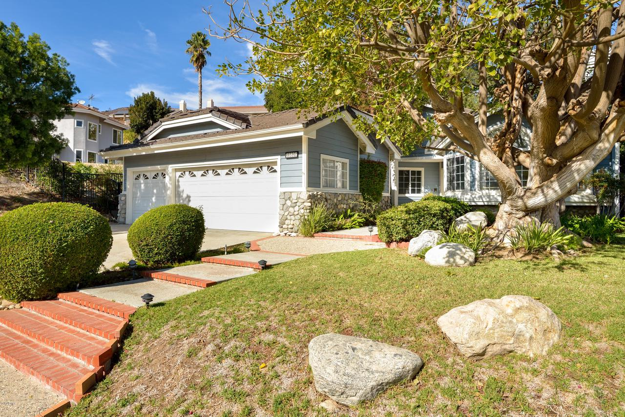 23825 STRATHERN, West Hills, CA 91304 - Welcome Home