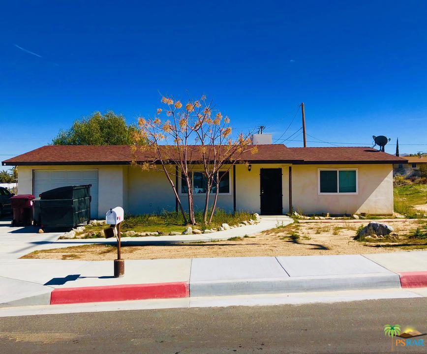 7631 SAGE, Yucca Valley, CA 92284