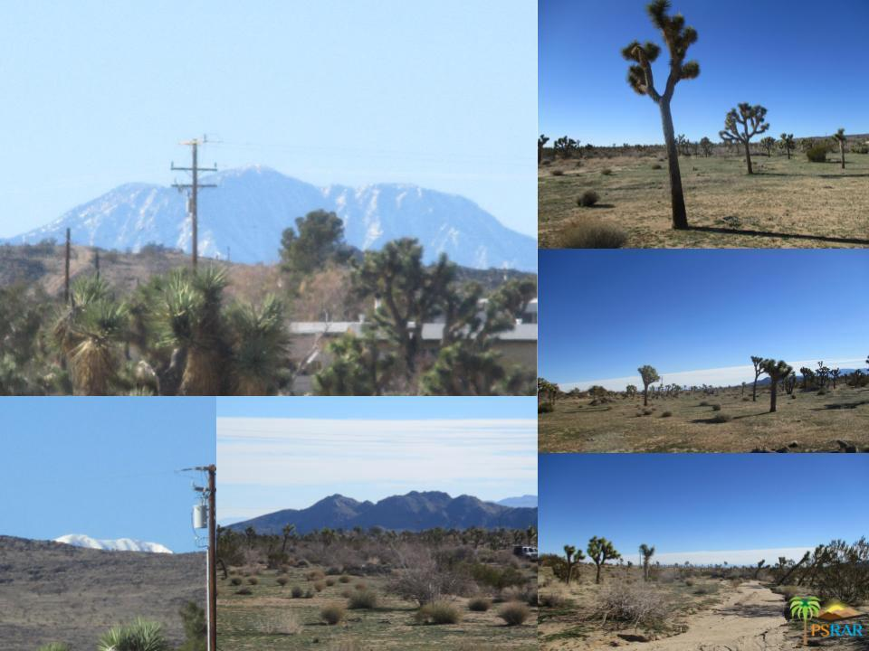 0 WARREN VISTA 0597-191-20, Yucca Valley, CA 92284